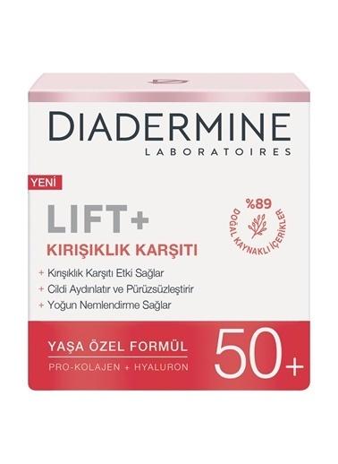 Diadermine Diadermine Lift+ 50+ Yaş Kırışıklık Karşıtı Krem 50 Ml Renksiz
